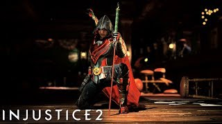 Injustice 2 - Robin - Advanced Battle Simulator on Very Hard (No Matches Lost)