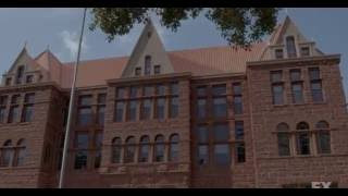 American horror story asylum -  welcome to Briarcliff
