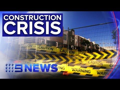Fourth Block Of Apartments In Sydney Abandoned   Nine News Australia