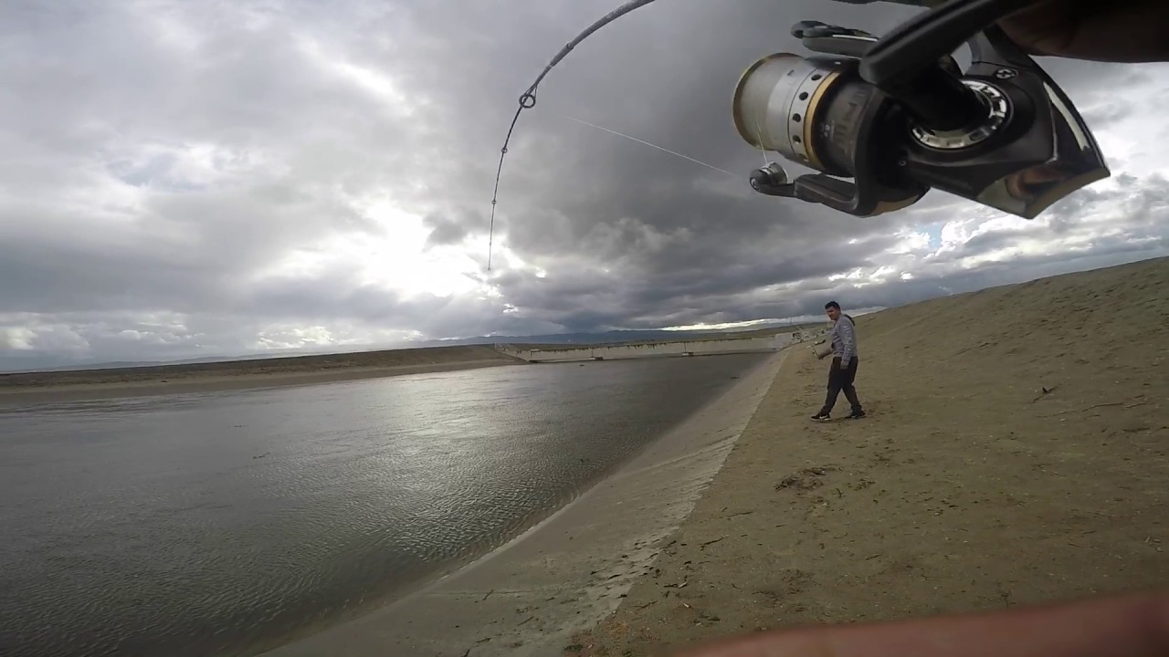 California aqueduct striper fishing bakersfield youtube for Bakersfield fishing report