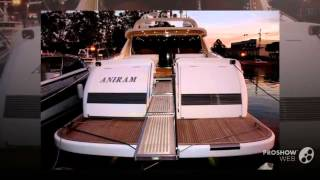 A.b yacht a.b yachts 75 open,2001. power boat, motor yacht year 2001