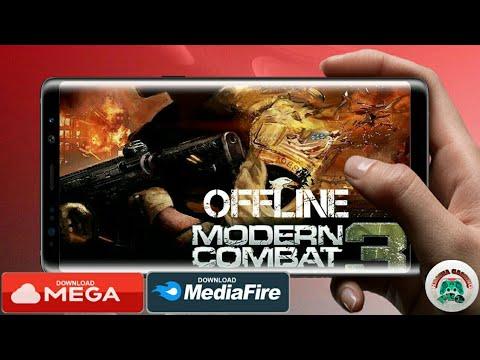 Como Baixar Grátis Modern Combat 3 Fallen Nation Terbaru Mod Apk Download For Free