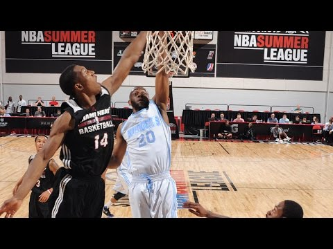 Highlights: Ian Clark scores 19 points, hits game-winner at Summer League!