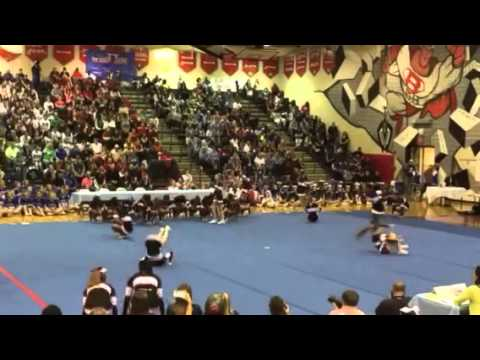 Quince Orchard High School Cheerleading 2015