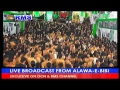 LIVE BROADCAST FROM ALAWA-E-BIBI - RMS CHANNEL HYD