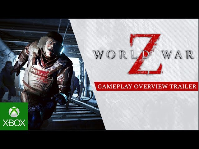 World War Z - Overview Gameplay Trailer