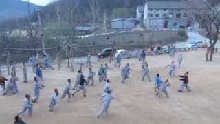 Real Shaolin Soccer!