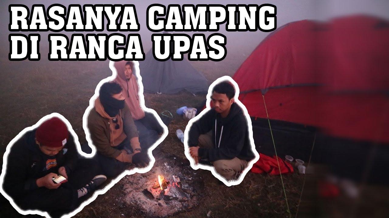 Belajar Camping Disini Cocok - Ranca Upas Camping Ground ...