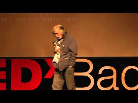 Be angry | Duc Nguyen | TEDxBaDinh