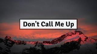 Mabel - Don't Call Me Up (Lyrics) | Panda Music Video