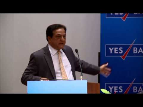 Speech by Rana Kapoor, MD & CEO, YES BANK at 11th AGM, June 6, 2015