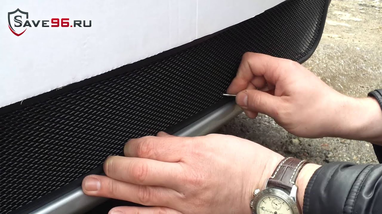 Установка подогрева руля Toyota RAV4 - YouTube