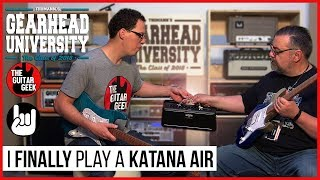 Katana Air - My first play through (with Steve from Boston) #TGU18