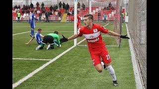 Александр Ломовицкий — автор лучшего гола дубля в сезоне-2016/2017!