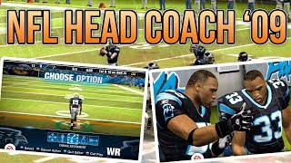 CAN WE COACH AN EPIC COMEBACK?! - NFL Head Coach 09
