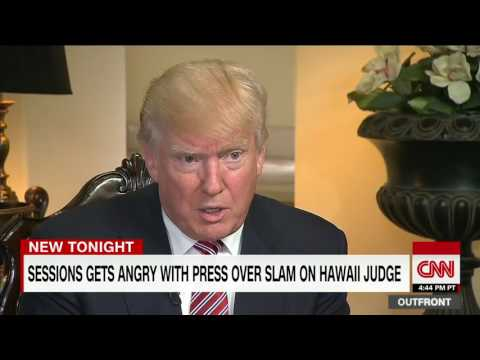 Sessions Not Backing Down From Hawaii Comment