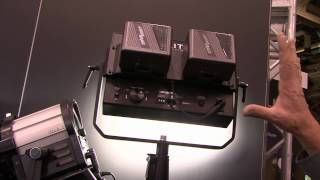 NAB 2012 - Litepanels Hilio