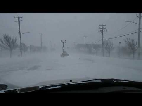 Point Lookout, NY Blizzard Jan 4, 2018  Hug Real Estate