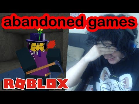 WHY DOES NOBODY PLAY THESE ROBLOX GAMES ANYMORE - YouTube