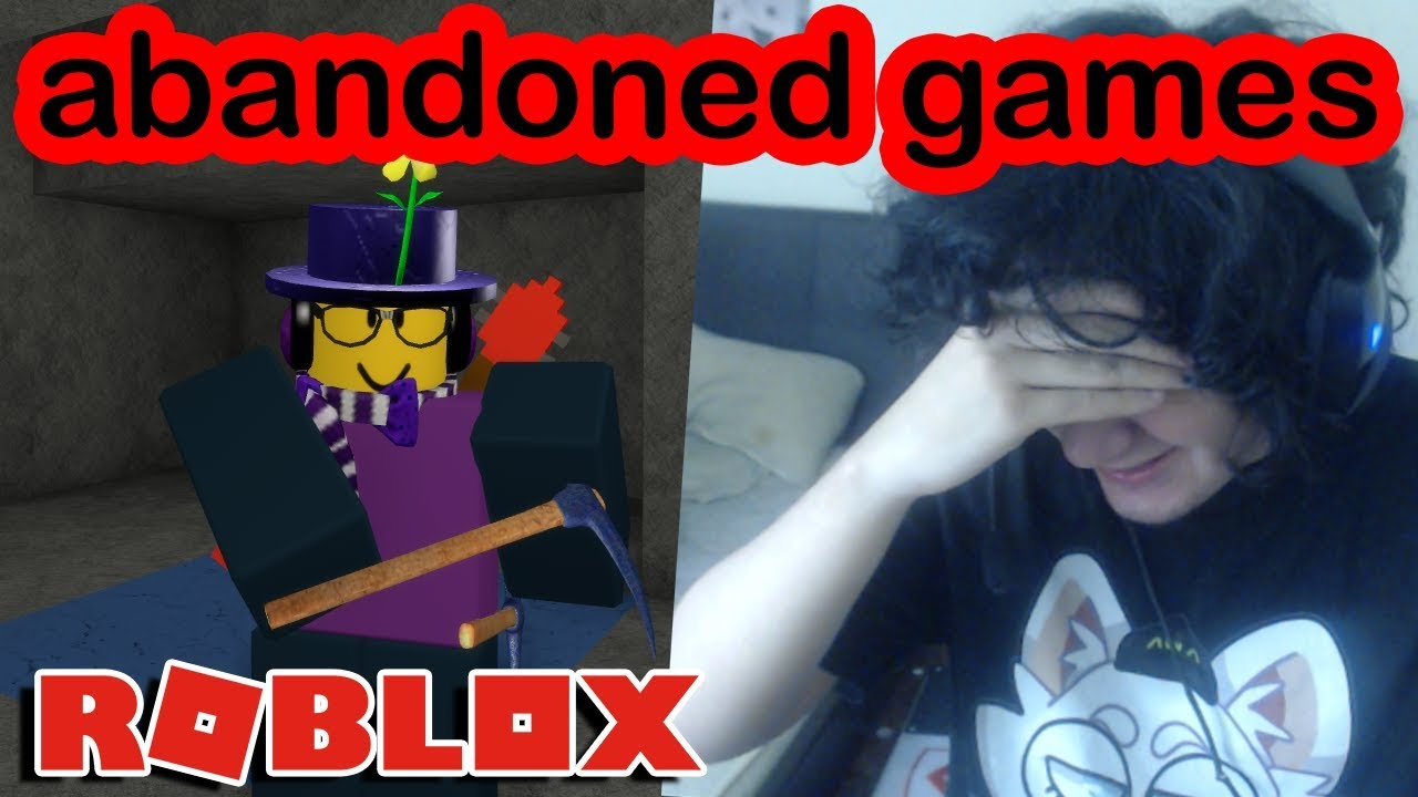 WHY DOES NOBODY PLAY THESE ROBLOX GAMES ANYMORE
