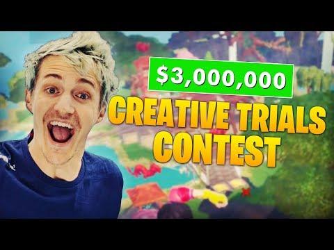 Ninja's OFFICIAL Creative World Cup Contest Announcement! #NinjaCreativeTrials