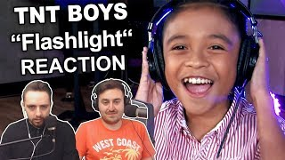 "Video ""TNT Boys - Flashlight"" Singers Reaction download MP3, 3GP, MP4, WEBM, AVI, FLV Oktober 2018"