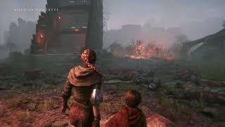 A Plague Tale: Innocence - Uncut Gameplay Trailer [GAMESCOM 2018] 4K