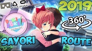 Sayori Route 360: Doki Doki Literature Club 360 VR (2019)