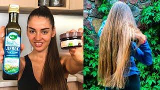 видео Масло Ши для волос