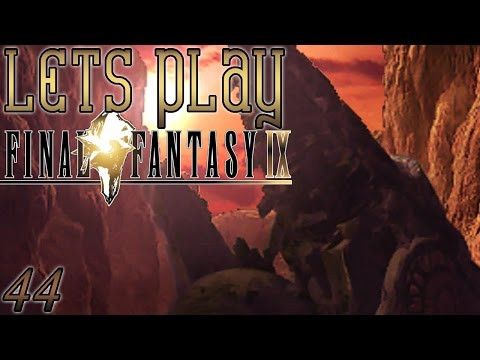 Let's Play Final Fantasy IX [Ep 44] - Kuja's Quicksand Hideout | FFIX PC + Commentary
