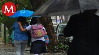 Se Mantiene Suspensión De Clases En Colima