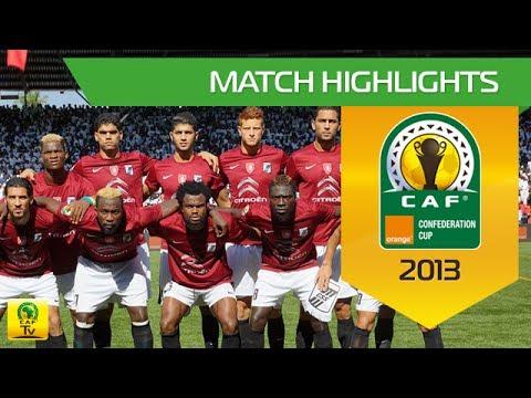 Orange CAF Confederation Cup 2013
