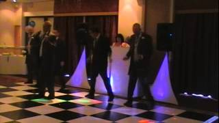 George and Sue's first dance plus you know what!!