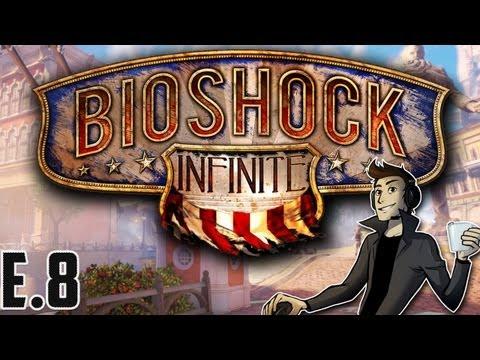 Bioshock Infinite {EP.8} - Call Me Booker!