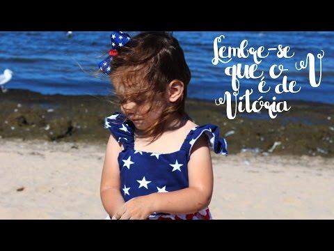 LEMBRE-SE QUE O V É DE VITÓRIA - MÚSICA OFICIAL - Flavia Calina