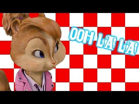 The Chipettes -  ooh la la