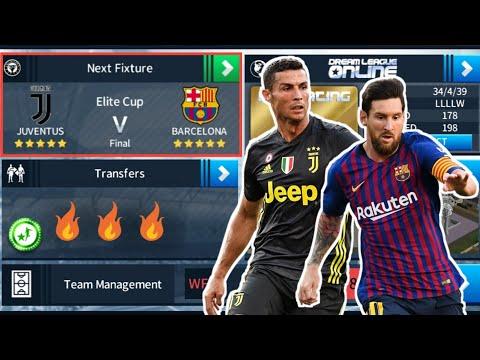 Barcelona 🆚 Juventus ⚽ Final Match 🏆 Dream League Soccer 2018 Gameplay Full HD
