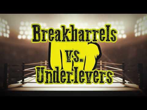 Insyder Insyght: Breakbarrel Air Rifles vs Underlever Air Rifles