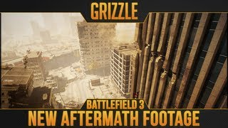 Battlefield 3: New Aftermath DLC Footage (Live Commentary/Gameplay)