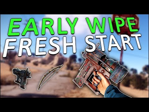 STARTING my FIRST WIPE of the NEW YEAR!