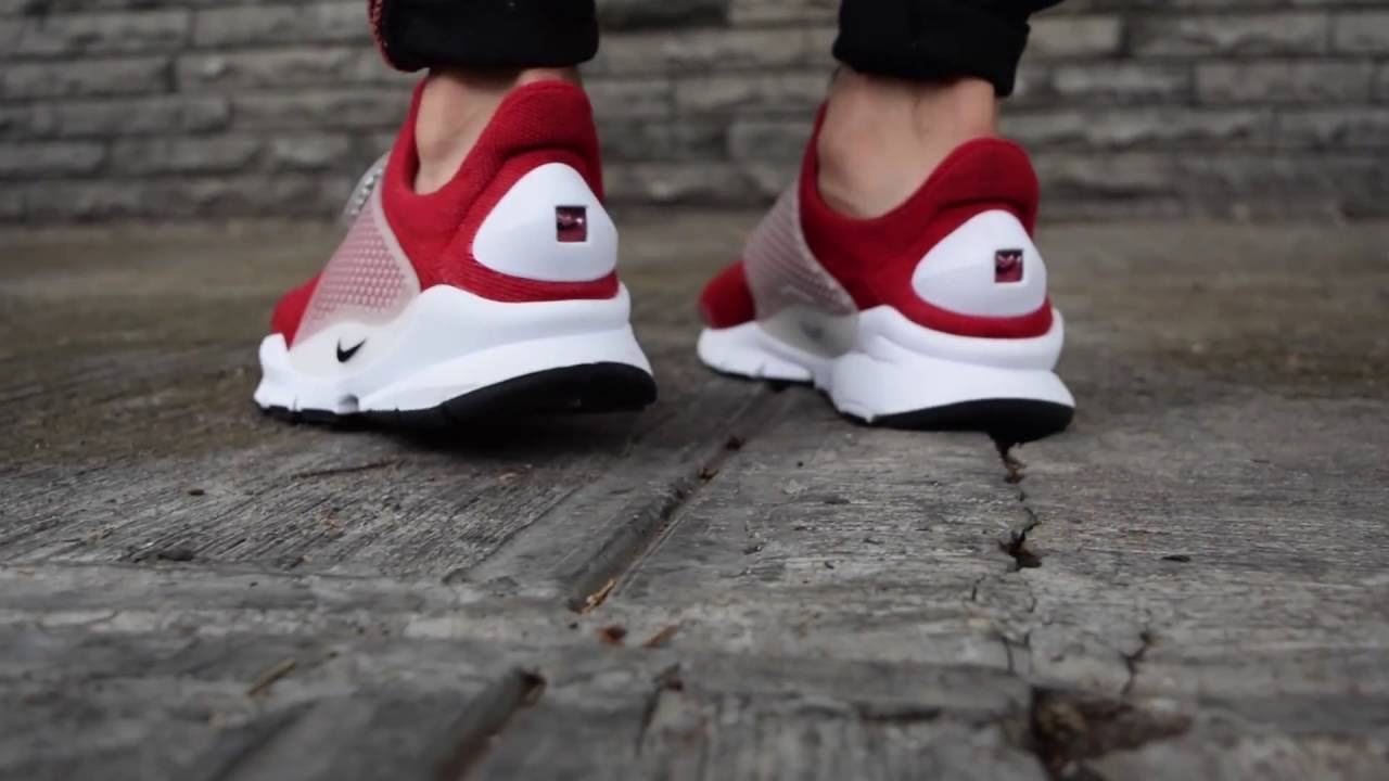 online store 9f343 788ea Nike Sock Dart Openning + on feet + Lookbook (Tenis Nike sock dart)