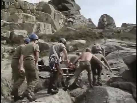 Royal Marines: Behind the Lines: Episode 1 - Fain Would I Climb