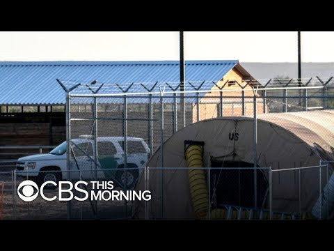 Trump administration moving hundreds of migrant children away from border facility described as s…