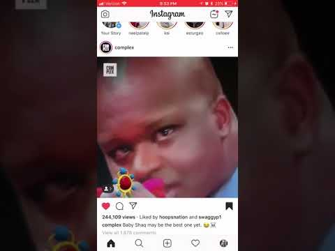 Brittany Gonzalez - Baby Shaq Eating Hot Wings Is The Best Thing On The Internet Right Now