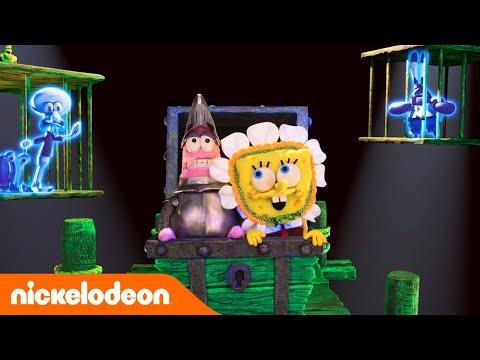 Губка Боб Квадратные Штаны | Самые страшные моменты, часть 2 | Nickelodeon Россия