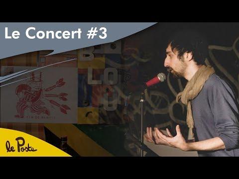 Slams par Flojito / Le Concert #3 / Le Poste