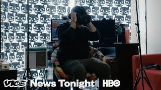 Dr. Phil of VR & Korean War Missing Bodies: VICE News Tonight Full Episode
