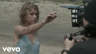 Taylor Swift - Out Of The Woods - The Making Of