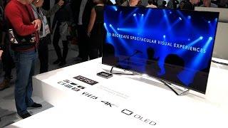 Panasonic CZ950 är världens först 4K UHD OLED-TV med THX-certifiering