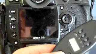 Framing and Focusing with Live View (Nikon D3s)